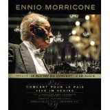 Ennio morricone + CD [Blu-ray]