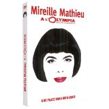 Mireille Mathieu  l'Olympia / Une place dans mon coeur - Coffret 2 DVD